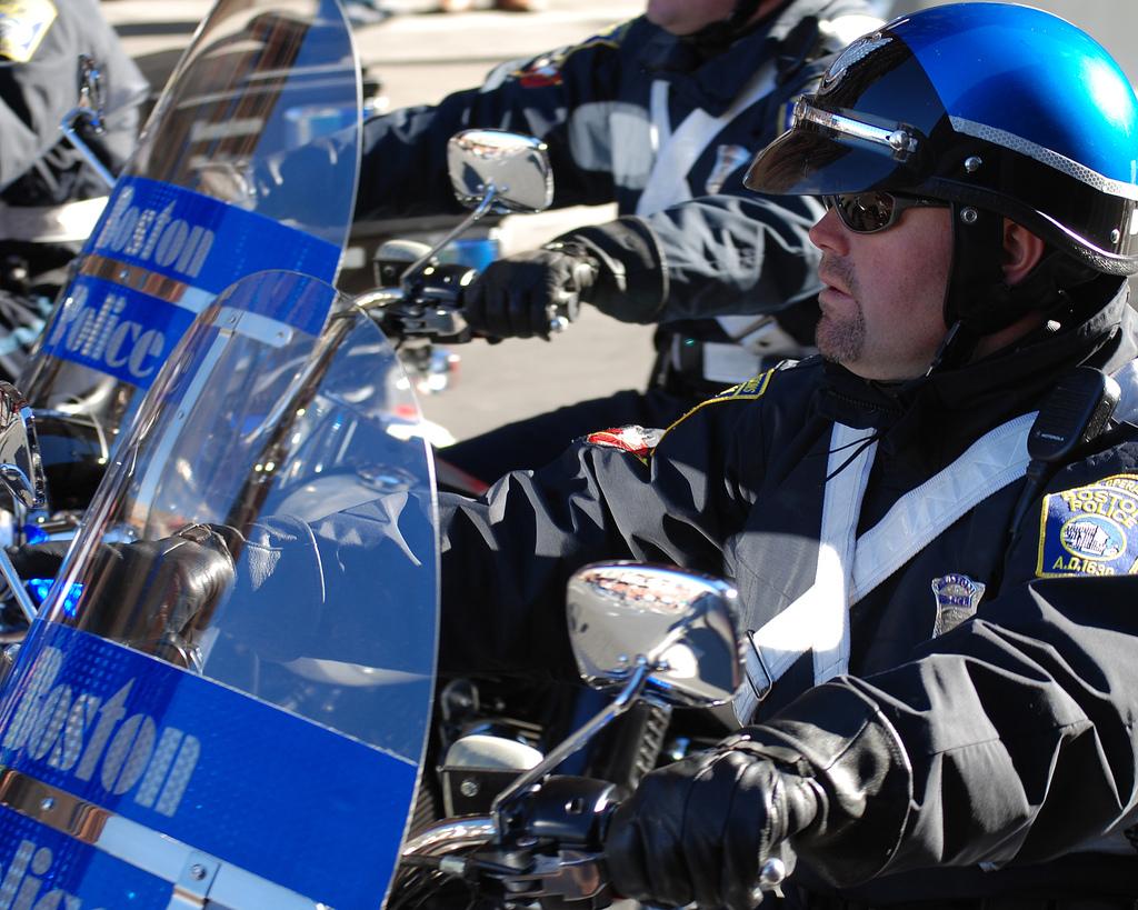 Boston's Police use the LEAB written exam