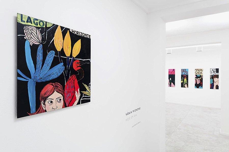2016, hoje em dia, galeria mercedes viegas, rj