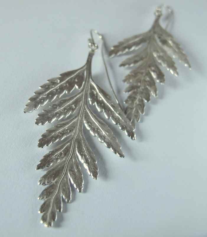 Fern leaf earrings NBE022 & NBE023.jpg
