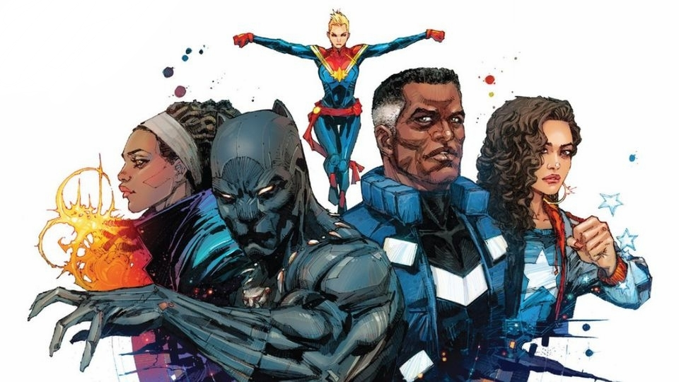 The Ultimates #3 by Al Ewing, Kenneth Rocafort and Dan Brown