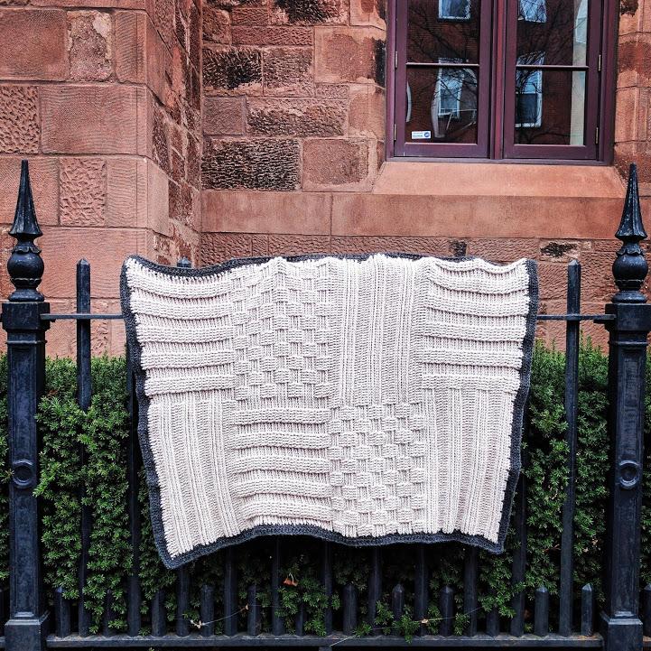 The Escher- Esque Blanket