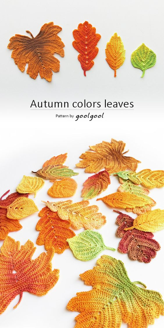 Autumn Colors Leaves by GoolGool