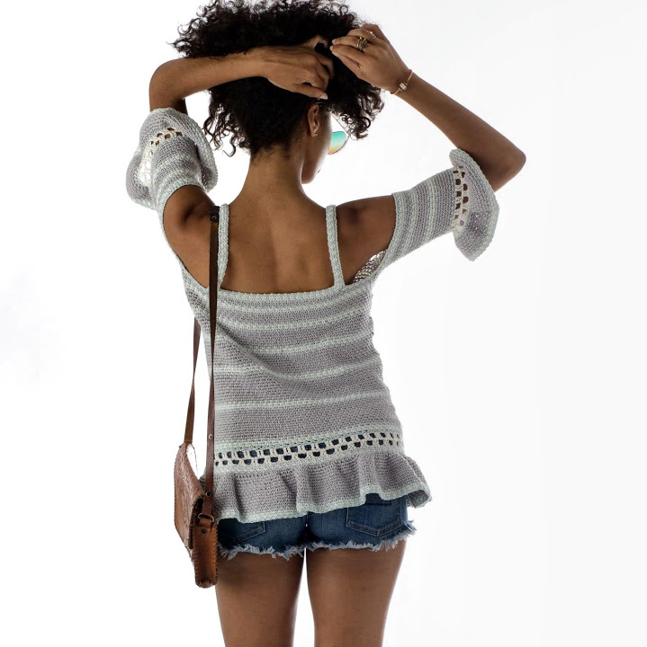 Shadow-Play Top - click for pattern