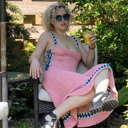 Boardwalk Dress - click for pattern