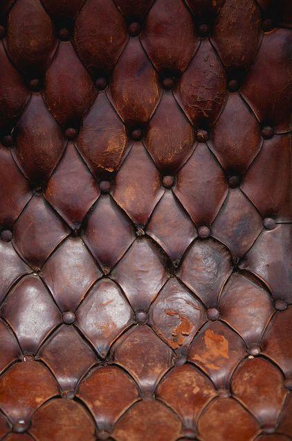 Tufted Leather - Kara Morehouse