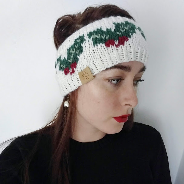 Holly Earwarmer