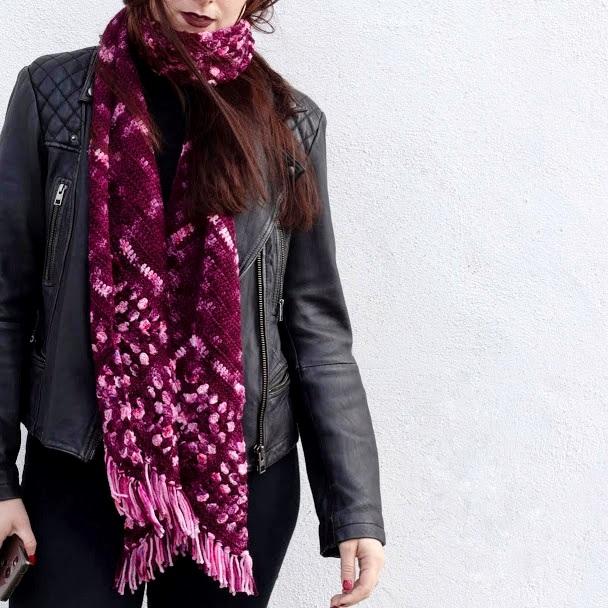 KaleidoscopeGrannyScarf
