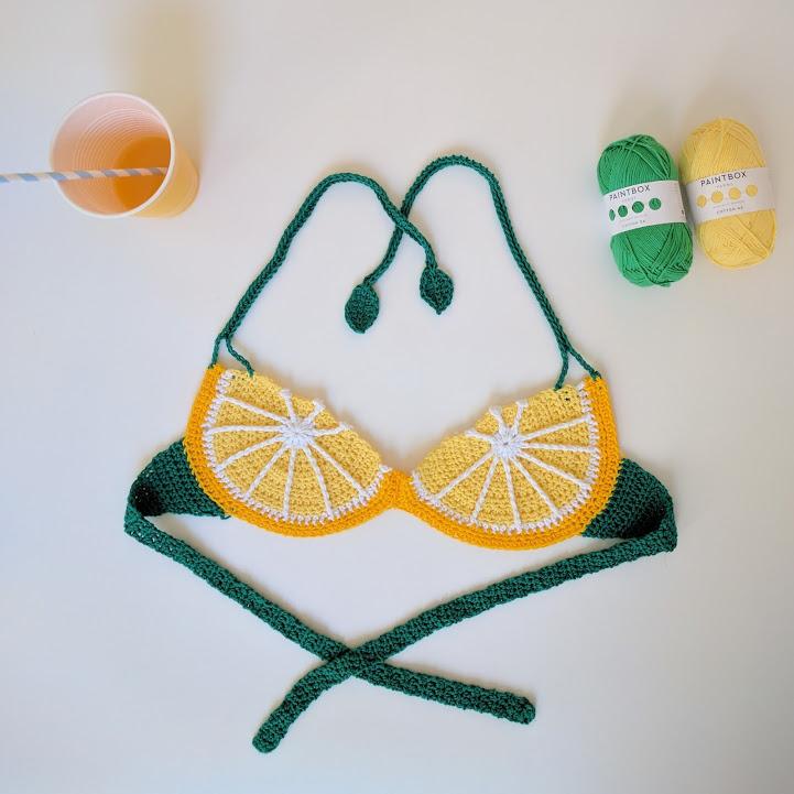 The  Lemonade Bralette