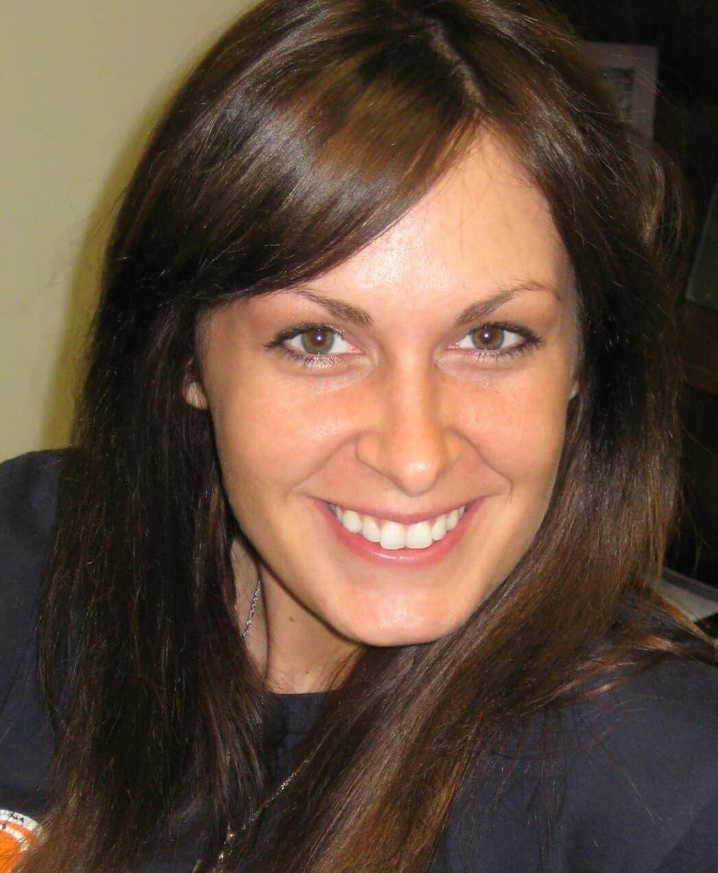 wedding planner Courtney Hughes