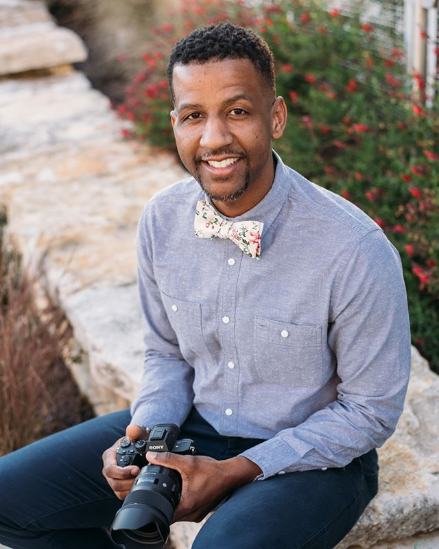 "For those who don't know me, my name is Jerrell Trulove (YES, that's my real last name.) I am a self taught, professional wedding and event photographer here in Austin, TX. I just want to encourage anyone out there and let you know that if there's something you want to do, it's really as easy as just deciding that it's what you want and then taking that first step.  The reason I bought my first camera is simply because I had the thought ""hey, why don't I become a photographer?"" That's it! No big, thought out decision that changed my life. No paradigm shit. I simply just said those words, decided its what I wanted and went out and purchased a camera a few weeks later.  What are you avoiding doing right now that you could start? What have you ALWAYS wanted to do but wont speak it into existence? What's that one idea you've been thinking about but have never really given in to it?  I'm giving you permission to ask for that thing, decide that it's what you truly want and make the first move.  Why don't I write a book? Why don't I move to a new city? Why don't I become a realtor?  Now it's your turn. Take a moment and think and then ask yourself the following question and fill in the blank.  Why don't I _________________________?  Then, make it happen! It's that simple! . . . . . . . . #austinstoryteller #austinevents #atxliving #igaustin #inspiration #photographyworkshop #austinweddingphotographer #austinphotographer #theblackmancan #risingtidesociety #austinweddingphotography #austinweddingphotographers #blackweddingphotographer #atxphotography #educator #igaustintx #austinphoto #atxlife #creativecommunity #atxcreatives #austincreatives #austintx #atx #photocommunity #godsplan #inspo #thoughtsbecomethings #saturday #igdaily #ppa"