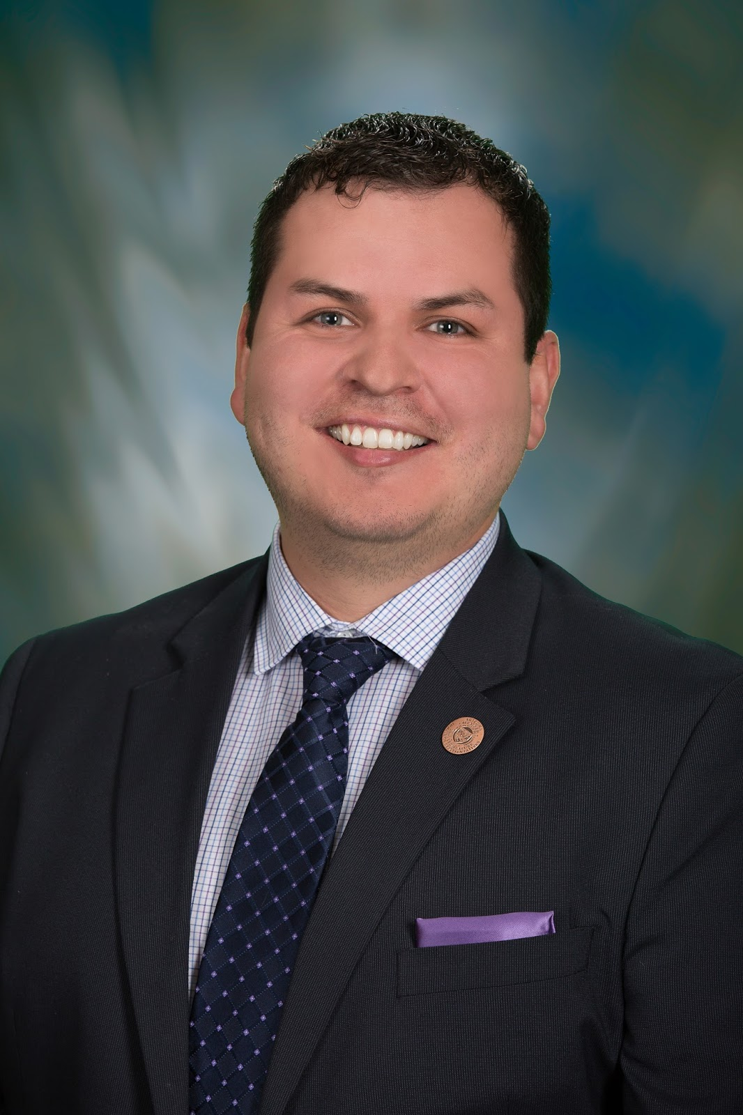 Representative Mark Cardenas