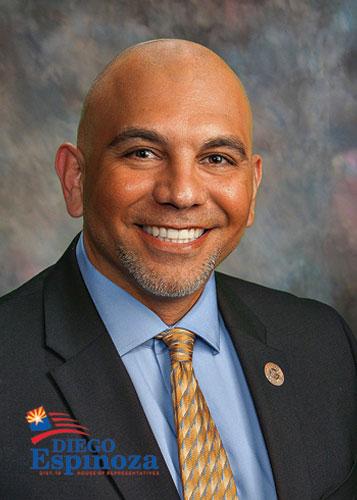 Representative Diego Espinoza