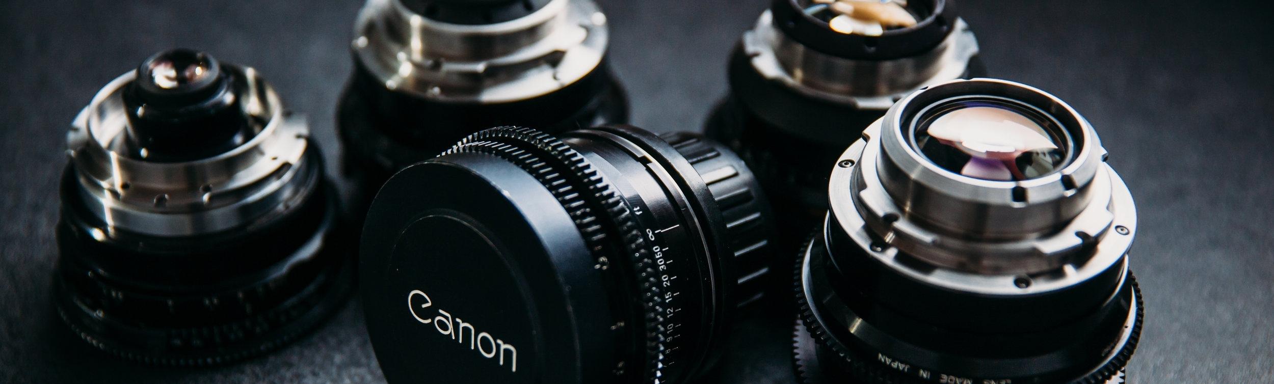 Canon K35 PRIMES