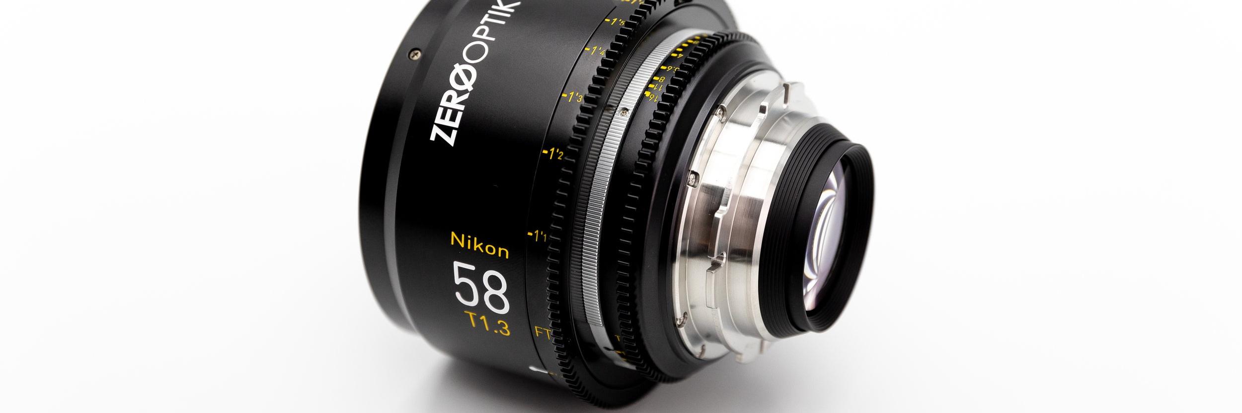 Nikon AI-S Primes
