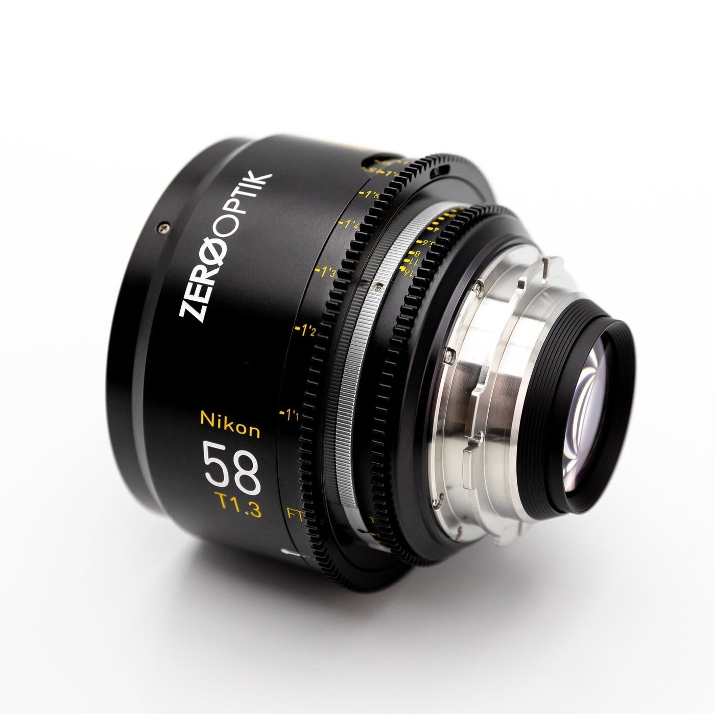 Nikon 58mm - Re-housed by Zero Optik