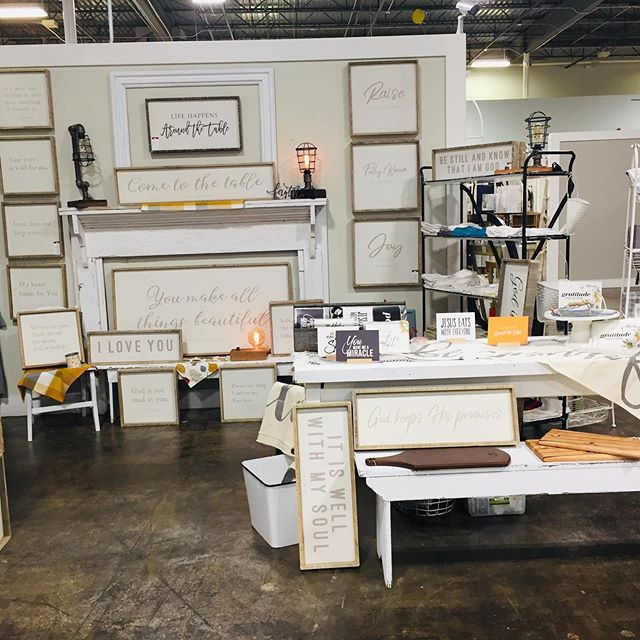 A glimpse from today's progress.  It's a work in progress.  Painted Tree Marketplace opens at 10 am tomorrow #paintedtreemarketplace #paintedtreemarketplacefranklin #boutique #openstomorrow #shopping #clothing #homedecor #somethingforeveryone #lifehappensaroundthetable