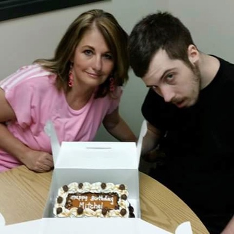 June 1, 2015 - Sherry and Mitchel