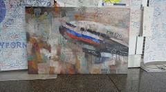 MH370 Memorial Kuala Lumpur International Airport Photo credit: sinh nguyen hoc/flickr
