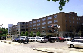 Tewksbury State Hospital, Tewksbury, Massachusetts - Ryan's home for more than a year