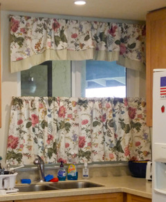 Karen's cafe curtains