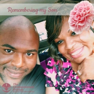 Terrell & Holly two days before he took his life.