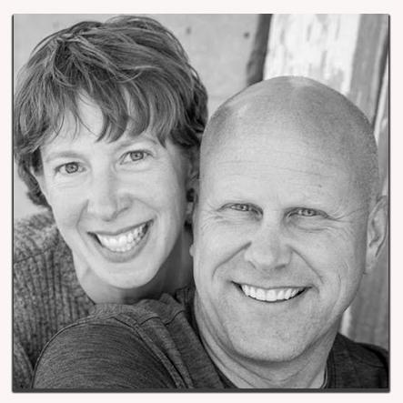 Dr. Gregg Hemmen with wife, Diane