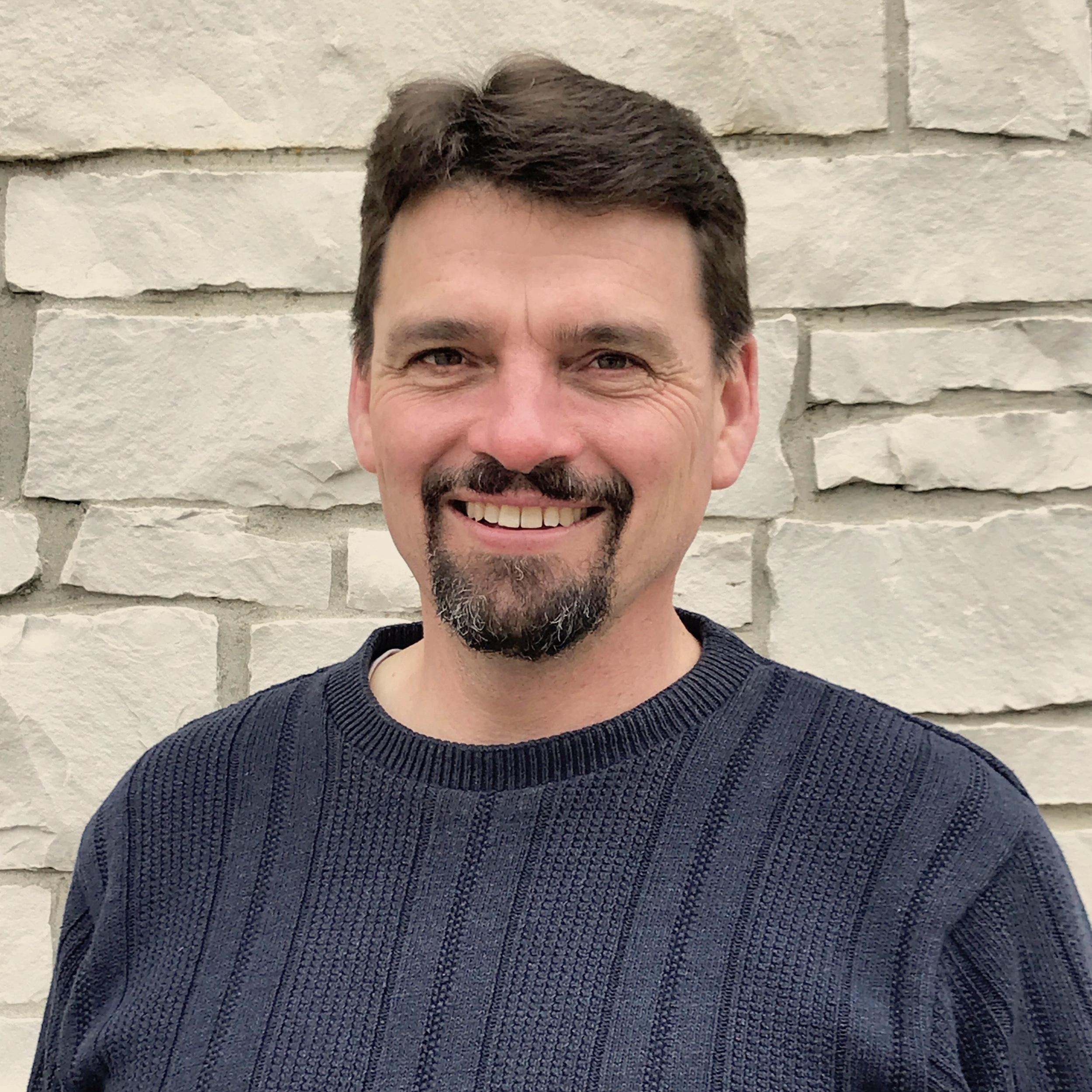 HARRISON LIPPERT,   Senior Pastor
