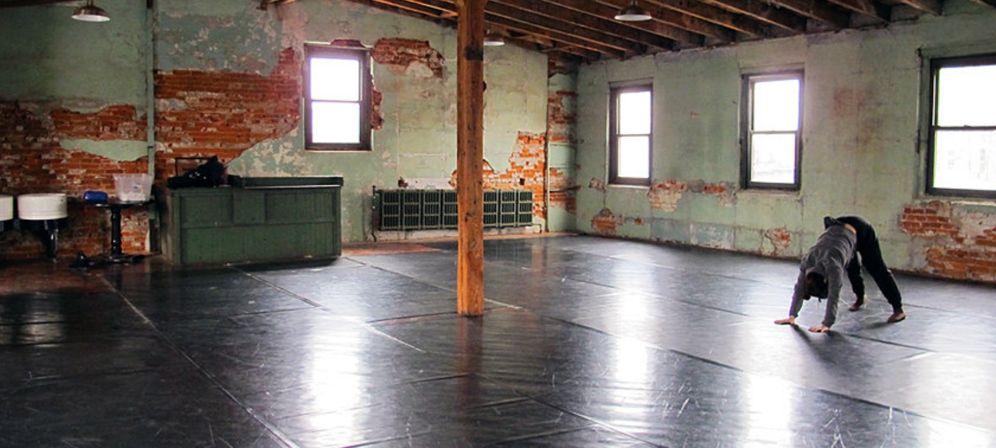 The Iron Factory Loft, in Philly PA, where we'll be shooting starting June 6th
