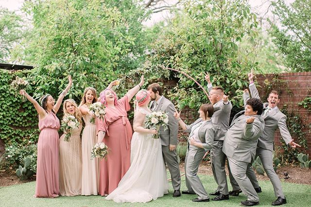 I feel so happy, so loved, so grateful. Our wedding was everything I could have asked for, mostly because of the wonderful people who were there. Thank you, thank you, we're so lucky to have y'all in our lives 🥰 #MooreSitesMoreFun 📷 @lucystruve