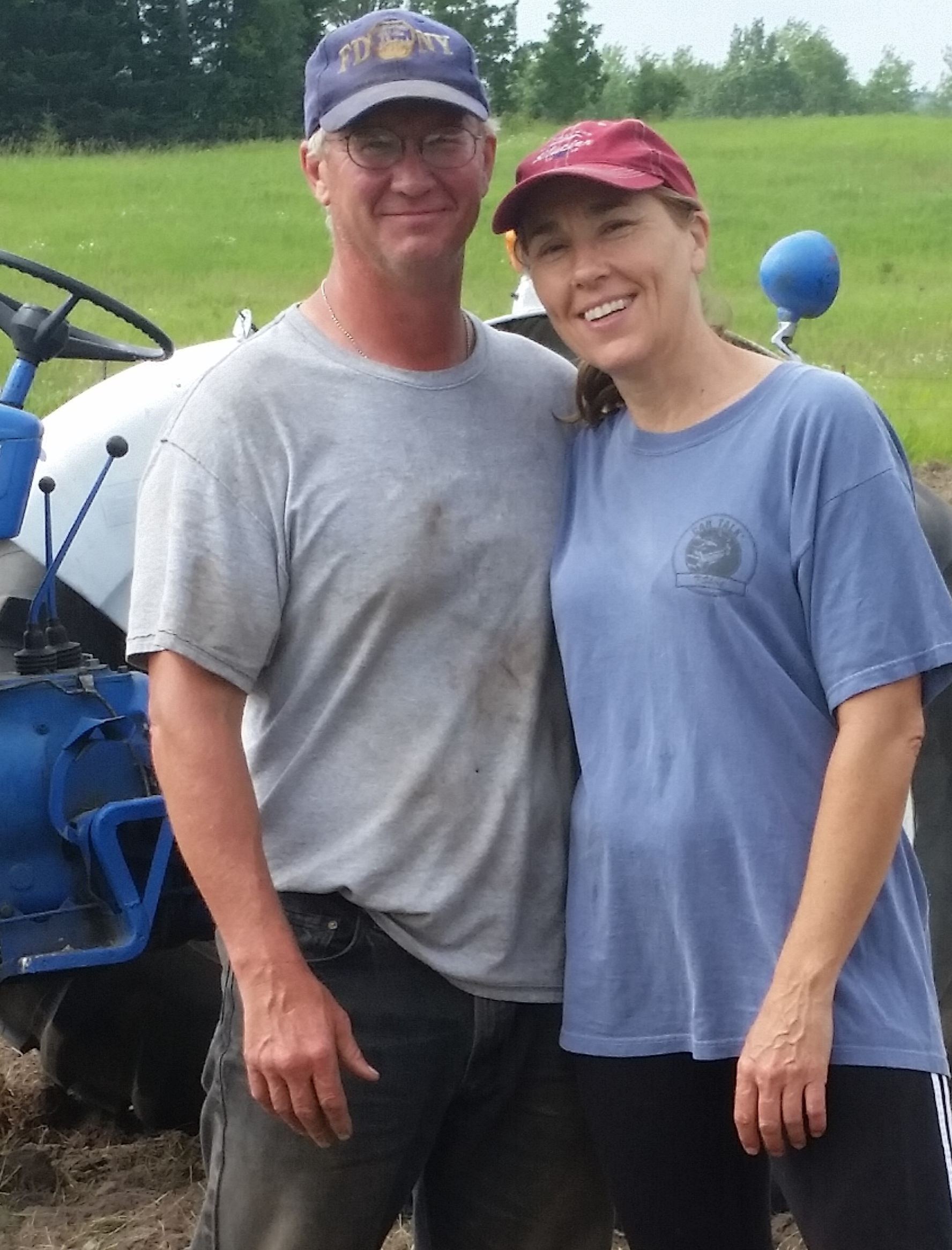 Randy and Jill Olson