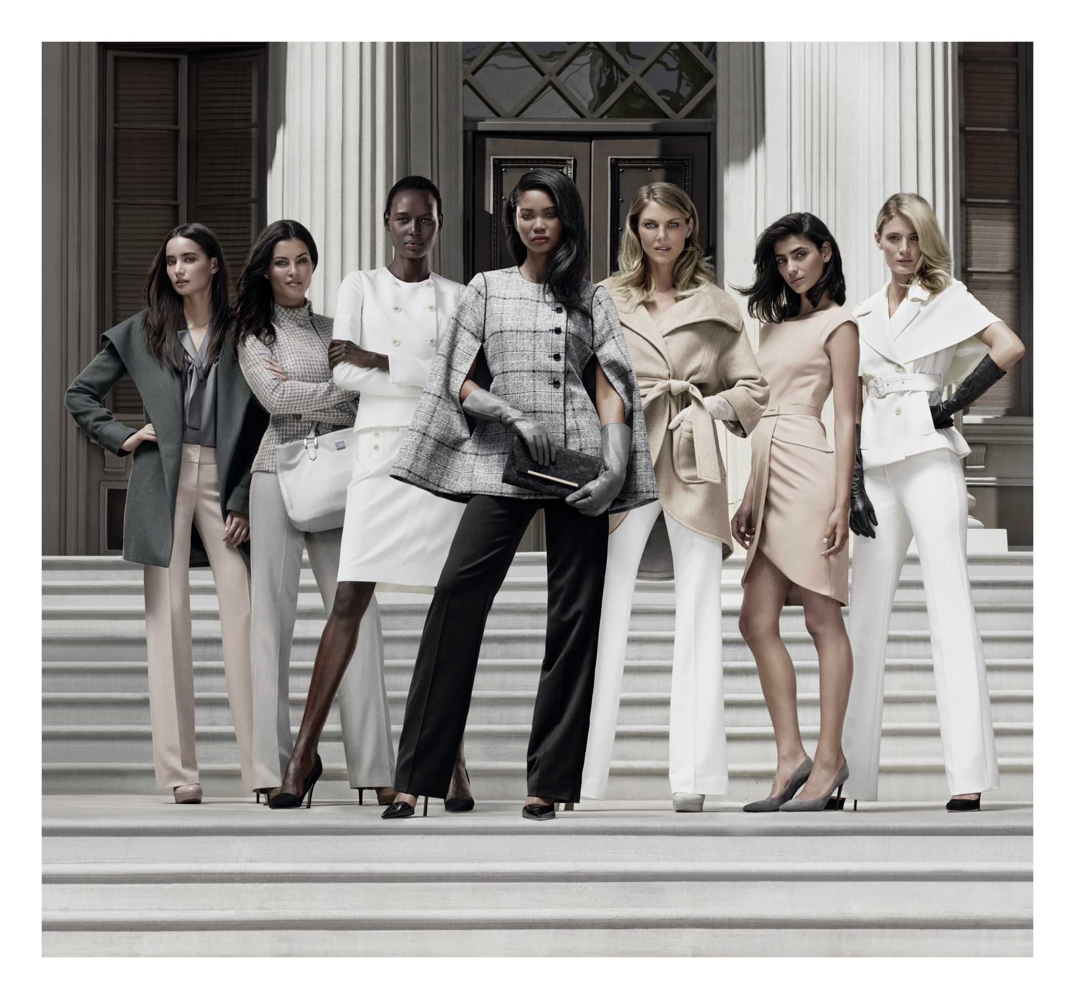 The Limited Collection Inspired by: Scandal, Fall 2014 Editorial Campaign