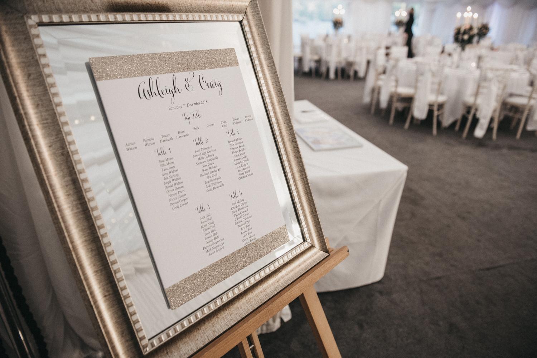 Leeds wedding venue the Woodlands