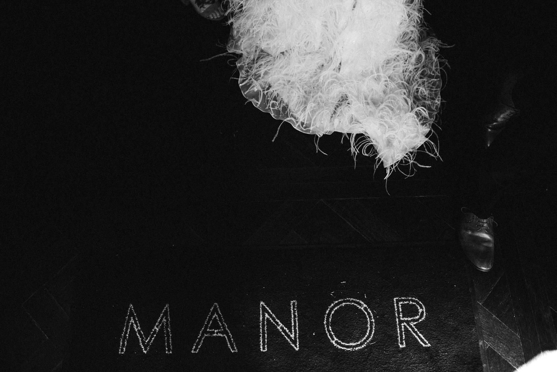 Manor House door mat
