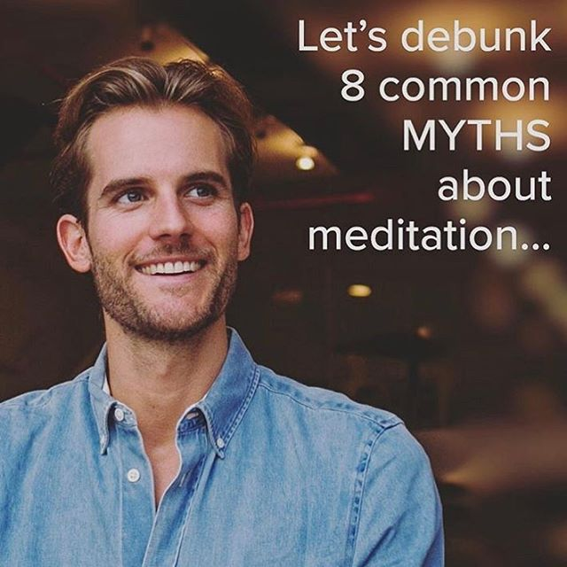 "myths... #transcendwhereyouare  By @huntercressman  When I first became curious about meditation 10 years ago, I thought, ""Where do I start? Do I have to become a monk? What if I can't do it?"" I had many preconceived notions about how meditation works, which were holding me back from learning. It turned out I was completely wrong about several important things.  Once I realized how simple and easy it was to incorporate into my busy life, I jumped in and took the course.  Let me debunk for you 8 of the most common misconceptions about Vedic meditation... More to come by Hunter Cressman @themodernmind  #vedicmeditation #consciousliving #meditate #meditation #meditatedaily #meditateeveryday #meditateeverydamnday #dailymeditation #twiceaday #everyday #bliss #happiness #happy #mind #mindhealth #mindfulness #myth #debunking #tm #transcend #transcendence #transformation #meditationmyth"