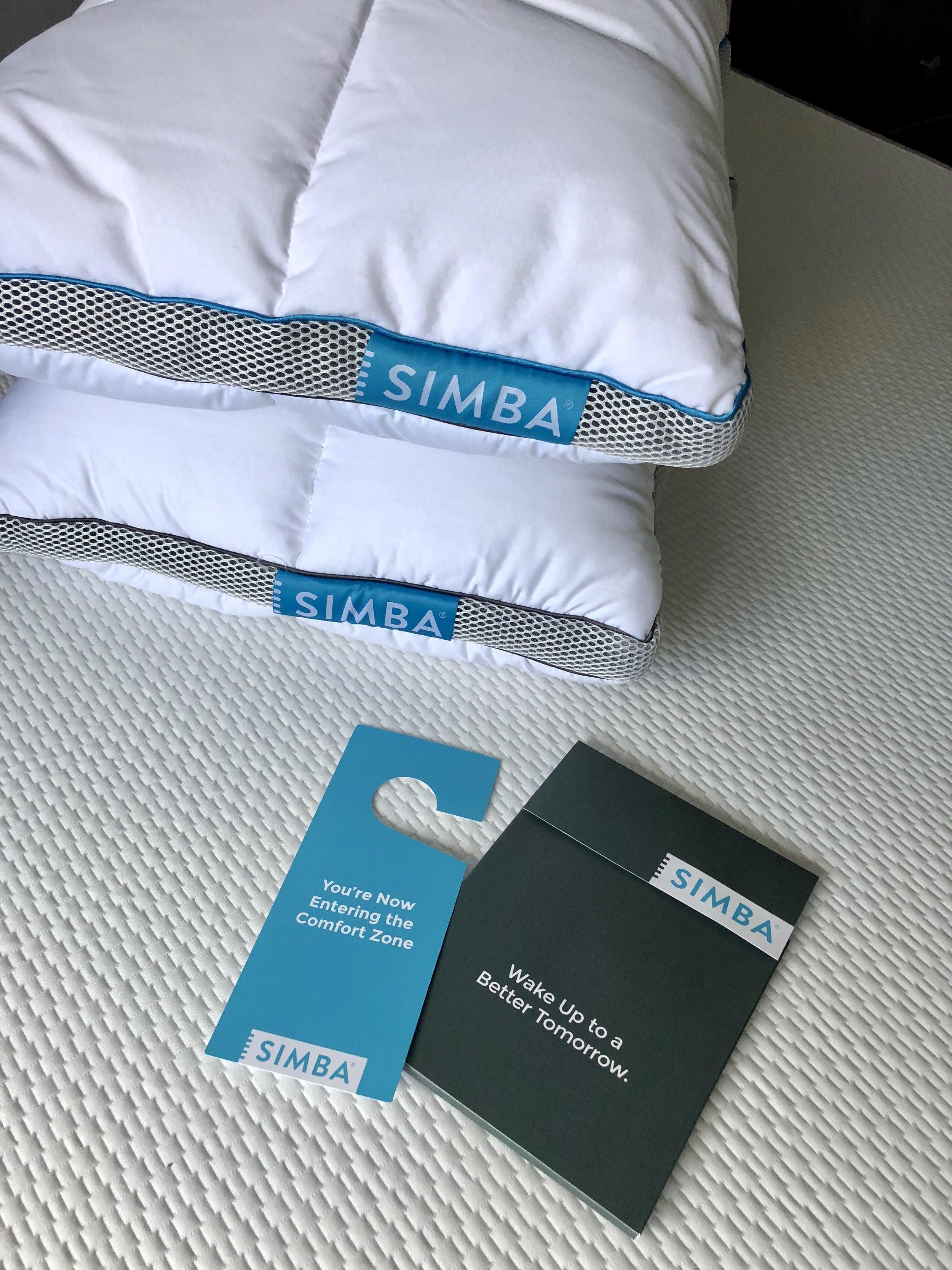 Simba sleep mattress