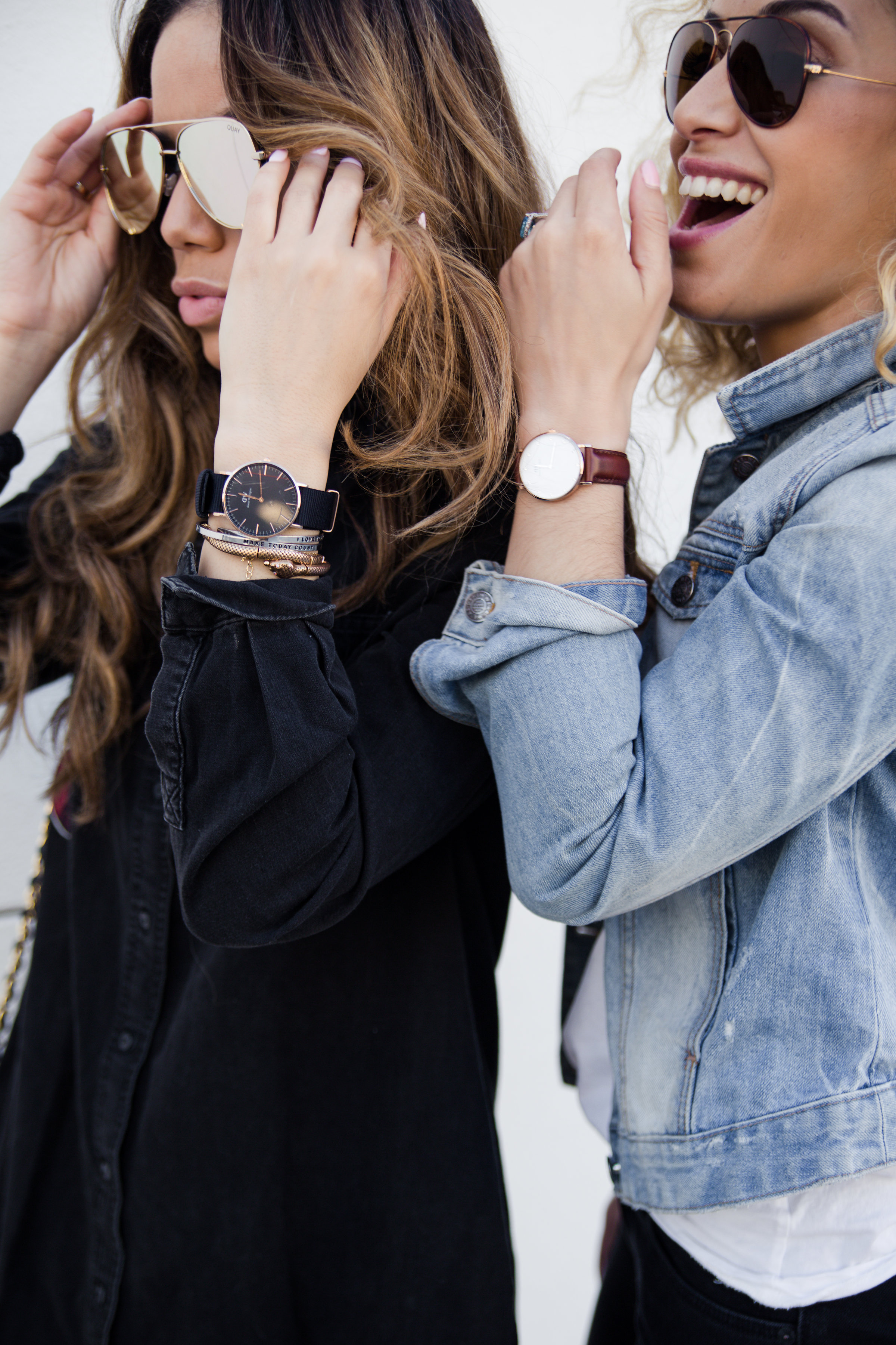 USE OUR CODE:BLUHAZL for 15% OFF your  Daniel Wellington  timepiece purchase