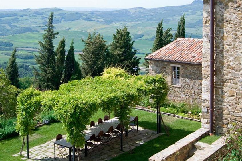 Monteverdi Tuscany -