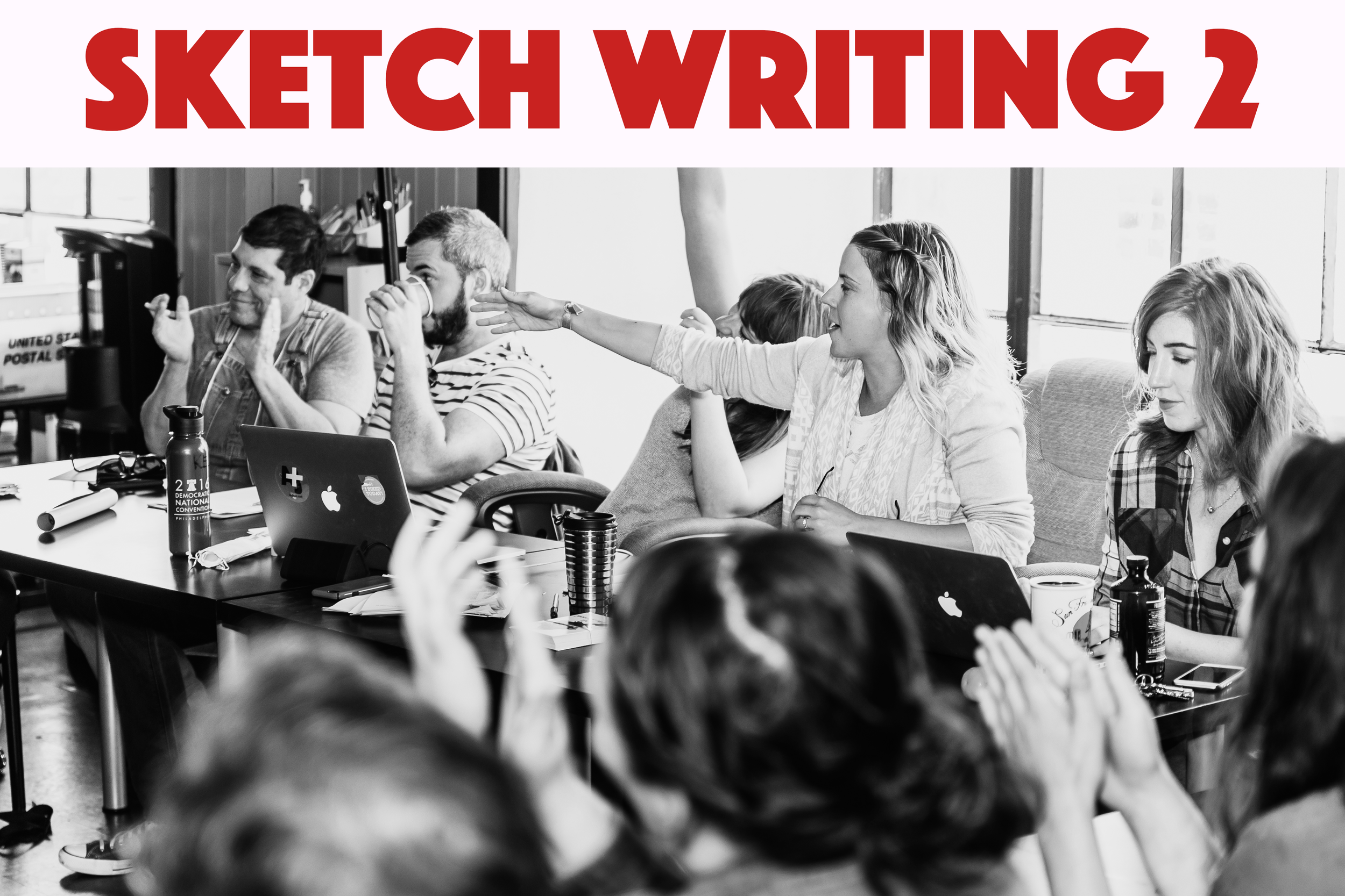 Expand your knowledge of the craft of sketch comedy writing, and workshop your sketches with professional actors. Sketch Writing 2 is open to students who have completed Sketch Writing 1.