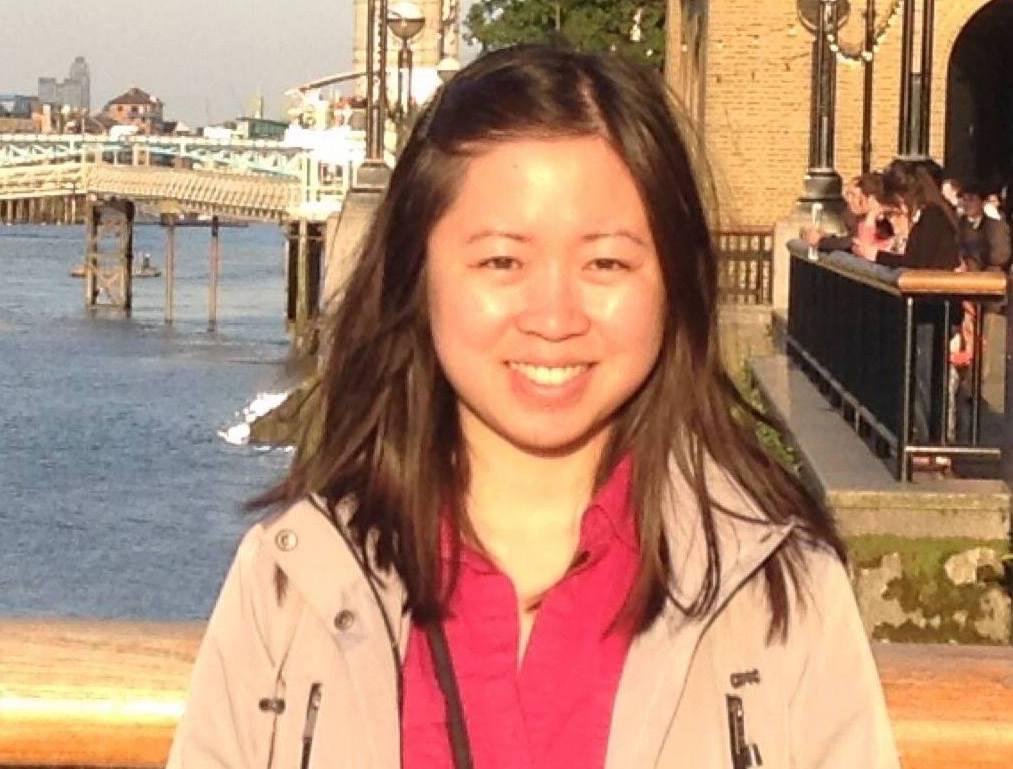 Writer Ginger Wu