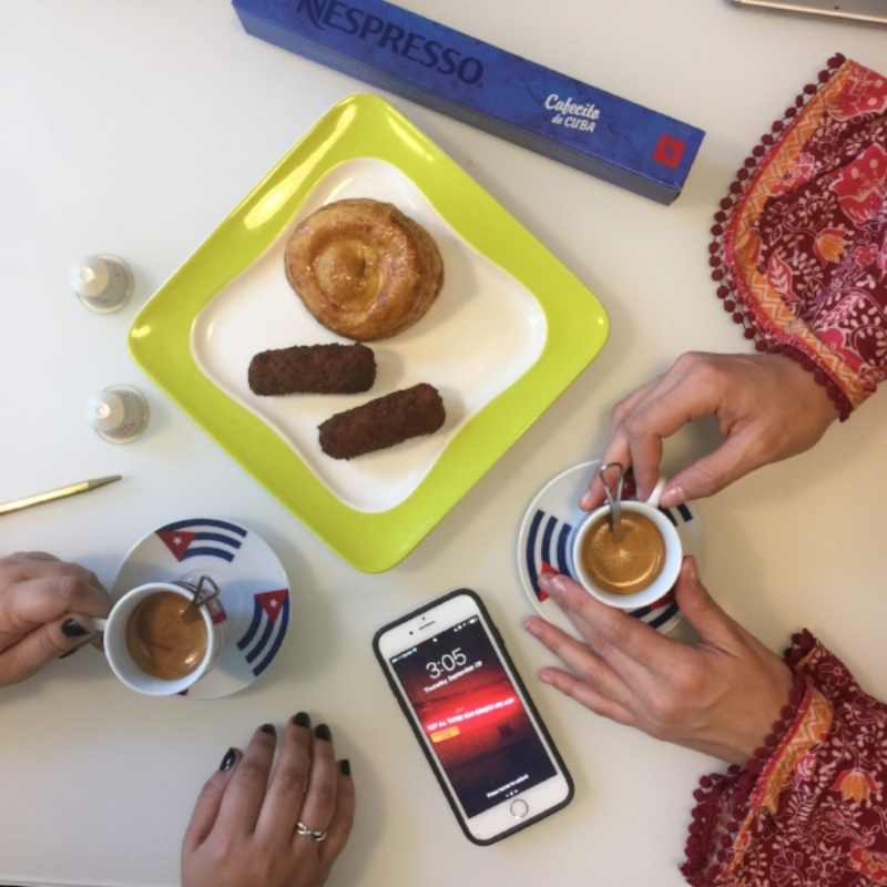Share Nespresso With a Friend
