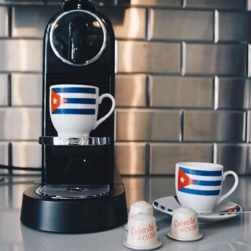 Nespresso Cafecito de Cuba 3:05 Cafecito
