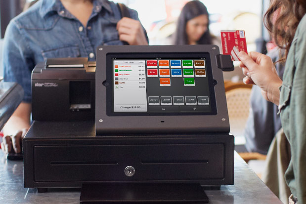 wireless communications for point of sale