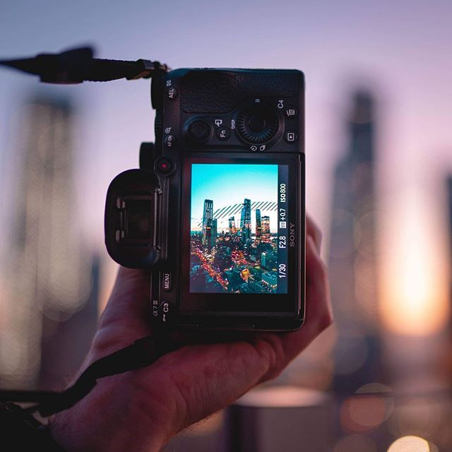 Capturing the views with @kevthephotographer and @chrisbogard_ • • • • • • • #creativetones #shotzdelight #artofvisuals #createexploretakeover #citykillerz #createcommune #heatercentral #behindthescenes #travelgram #citylights #way2ill #illgrammers #colors_of_day #playoftones #thevisualones #cityunit #sonyalpha #onsetlife #creativeshot