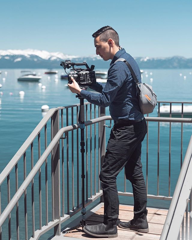 Filming some B-Roll at @westshorecafe What an amazing venue! • • • • • • 📸: @kevthephotographer  #weddingvideography #beautifuldestinations #way2ill #artofvisuals #aovfilms #createcommune #createexplore #gameoftones #laketahoe #lifeofadventure #agameoftones #behindthescenes #onsetlife #filmmaking #caligrammers #yourschoolyourview #illgrammers #creativeshot #travelgram #videogear #visualgrams #justgoshoot #moviemaking #visualsgang #mymikescamera #moodygrams #peakdesign #sonyalpha