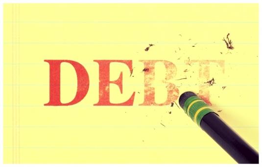 erase your debt and get a fresh start!