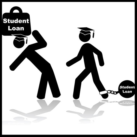 Don't Let Student Loan's Weigh You Down Any Longer!  Contact Us:  317-748-7772