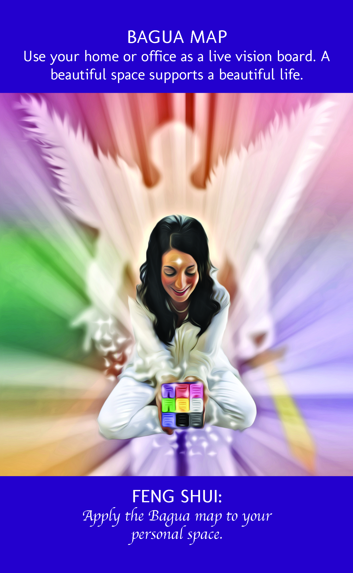 RYEE Wisdom Cards: Feng Shui With Your Angels