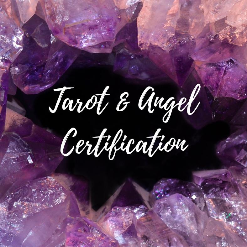 Certified Tarot & Angel Practitioner Program