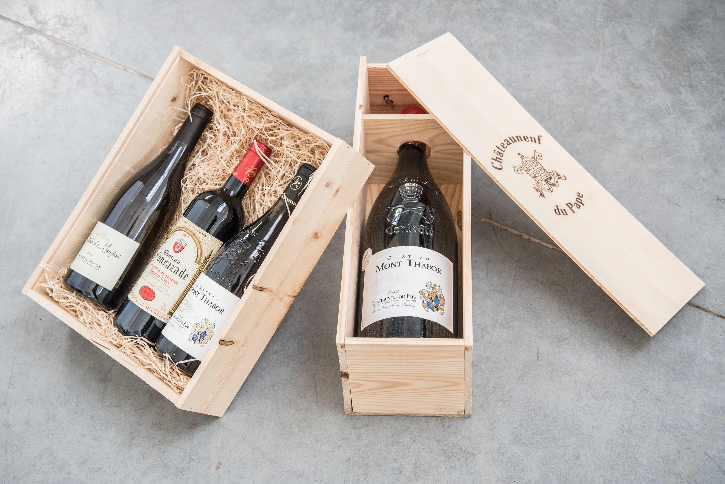 selectie Franse wijnen
