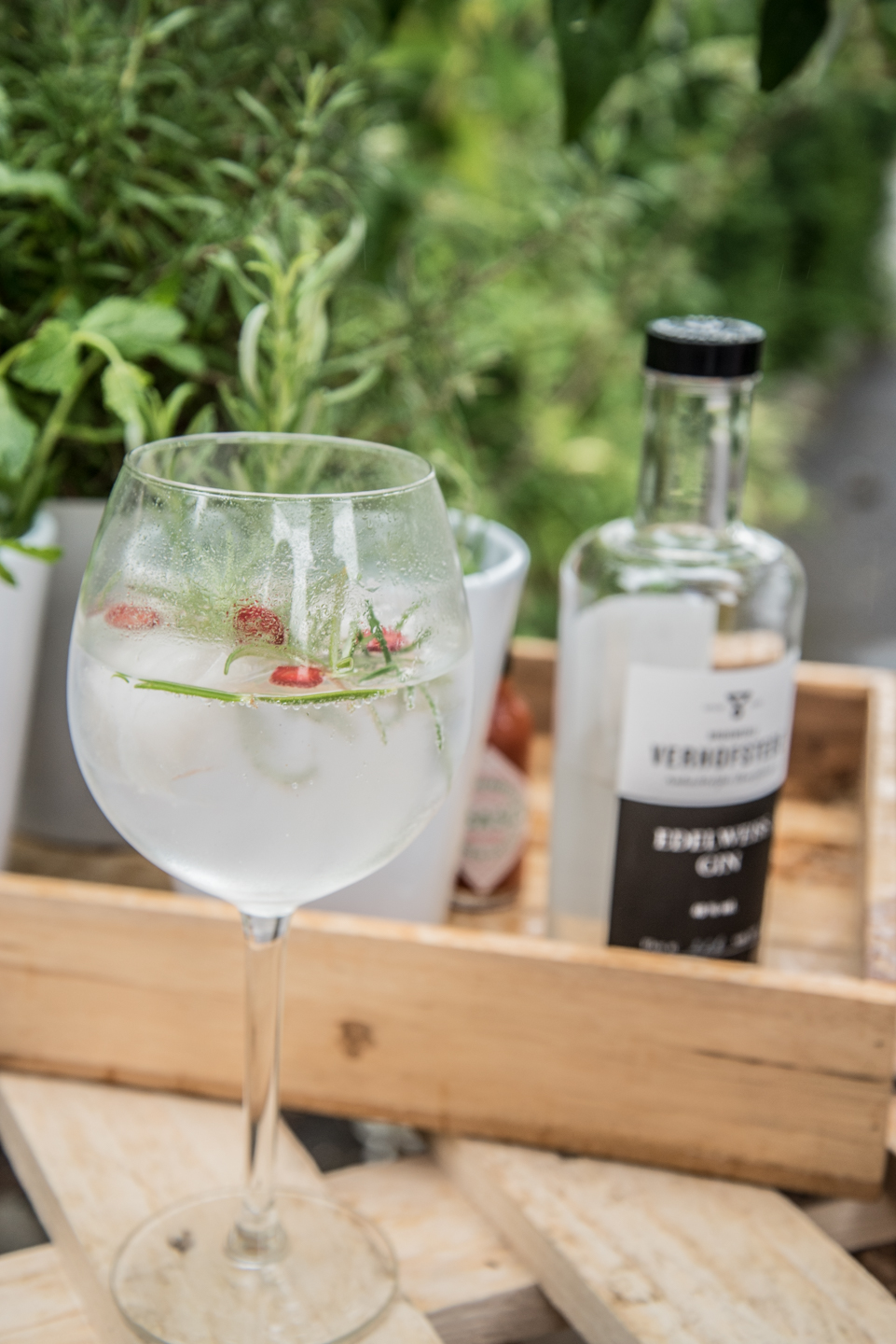 Edelweiss Gin Tonic Pikant